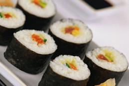 Суши защищают от развития рака