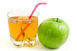 Яблочный сок проявляет антираковые свойства