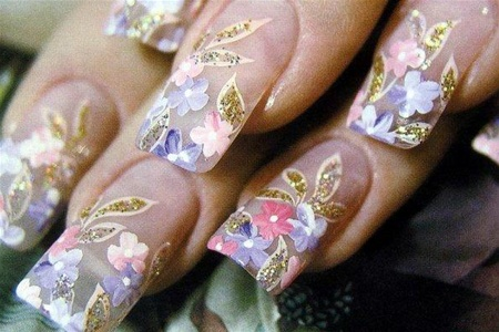 Как наращивание ногтей вызывает рак кожи
