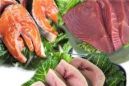 Мясо и рыба полезны для мужчин