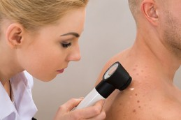 Новое лекарство против меланомы