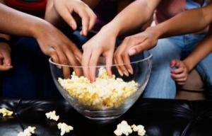Открытие: попкорн защищает от рака