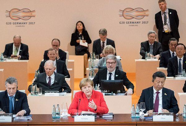 Лидеры G20 наметили планы борьбы с антибиотикоустойчивостью и кризисами в здравоохранении