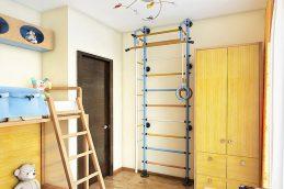 Качественные шведские стенки в интернет-магазине «SPORTBABY»