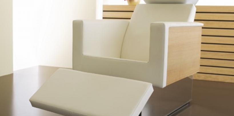 Кресло-мойка для парикмахерской. Сочетание удобства для клиента, недорогой цены и высокого качества.