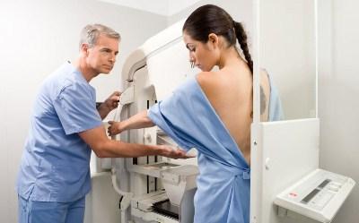 Передовое облучение рака груди во время операции в больнице Шиба