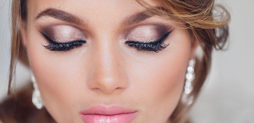 Стильный макияж для свадебного торжества от Светланы Жениной