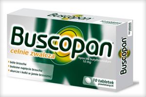От чего помогают таблетки и свечи Бускопан?