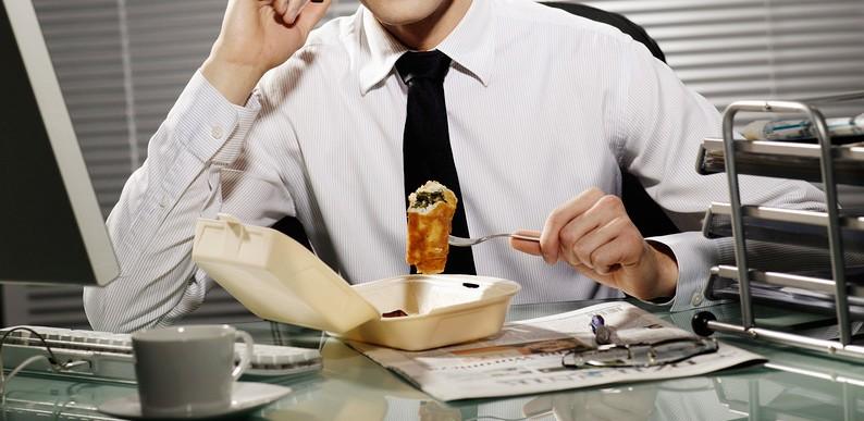 5 ошибок в питании офисных работников