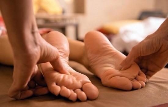 Массаж при лечении поперечного плоскостопия в домашних условиях