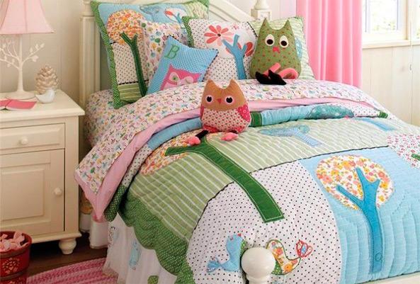 Домашний текстиль для детской