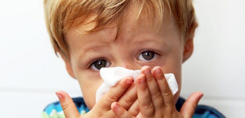 Аллергия у детей: то, что нужно знать об этом заболевании