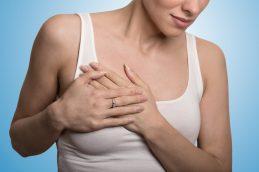 Диффузная форма мастопатии и ее симптомы