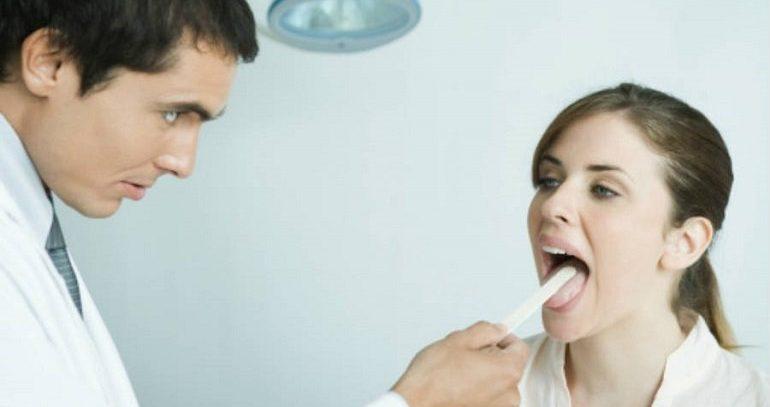 Лечение рака языка