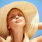 Поражение кожи при актиническом кератозе