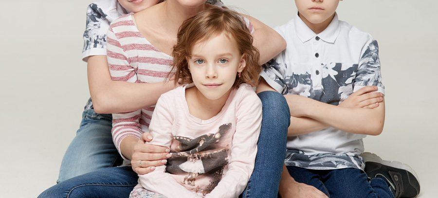Как лечиться от рака и кормить детей: история многодетной матери