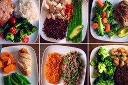 Основные правила правильного питания