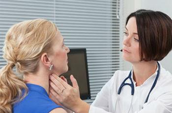 Формы папиллярной карциномы щитовидной железы, симптомы и лечение