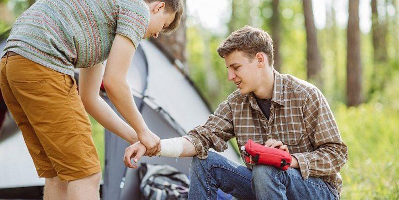 Ошибки оказания первой помощи при травмах и не только