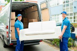 Грузоперевозки услуги переезда