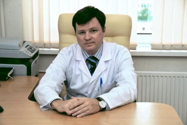 Роман Шмаков: «Онкологическая пациентка может родить здорового малыша»