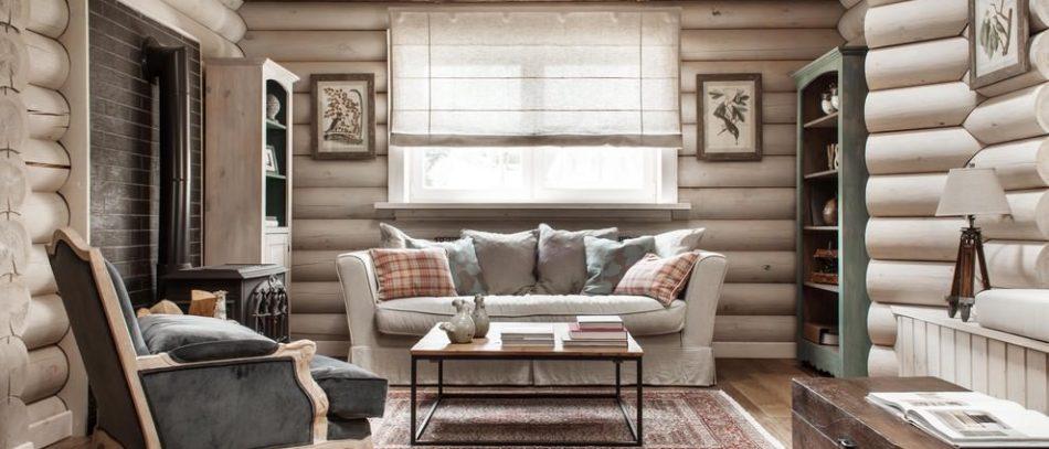 Ремонт деревянного дома или коттеджа