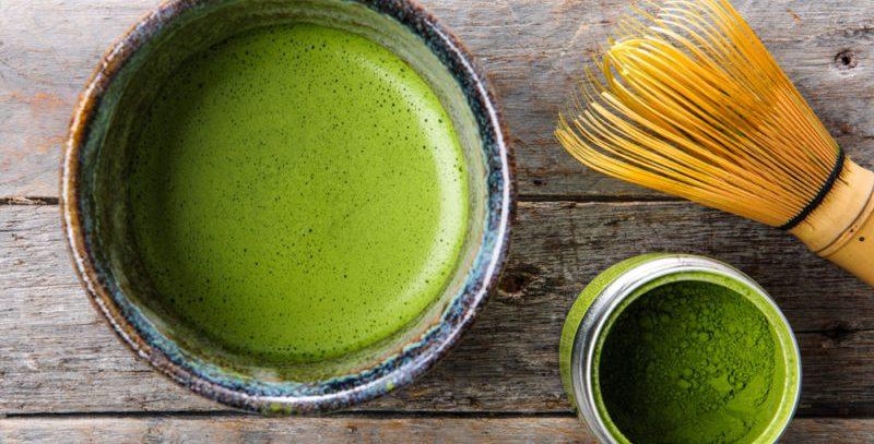 Японский чай лечит раковые заболевания
