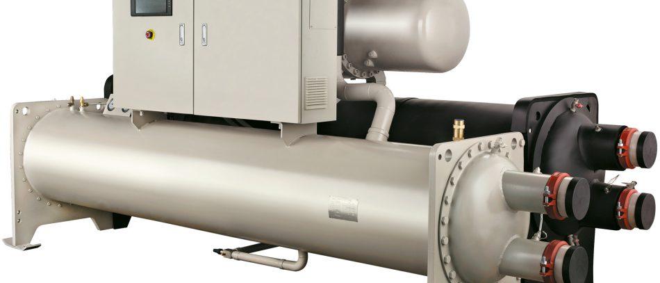 Чиллеры с водяным охлаждением конденсатора: описание и виды