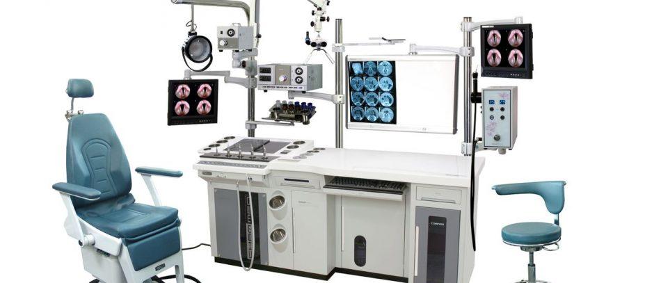 ЛОР-комбайн: современное оборудование любого ЛОР-кабинета
