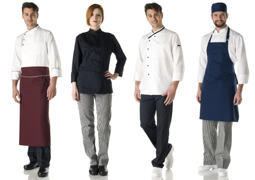 Особенности применения форменной одежды для работников сферы питания
