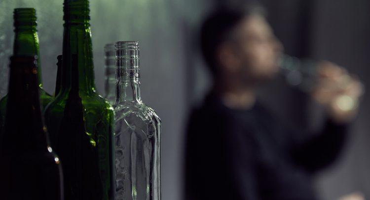 Тяга к спиртному – признак алкоголизма