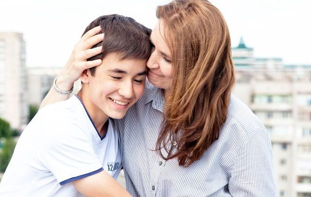Воспитание детей в подростковом возрасте