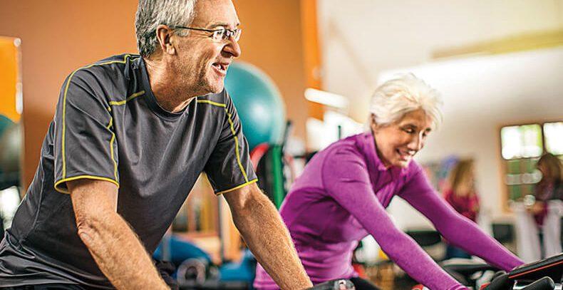 Упражнения для профилактики рака