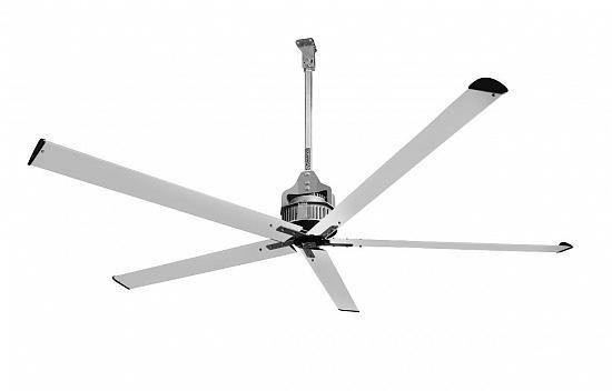 Что такое потолочный вентилятор? Каковы преимущества его использования?