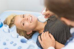 Щитовидная железа и подострый тиреоидит