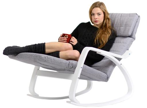 Кресло-качалка – союз старины и современности
