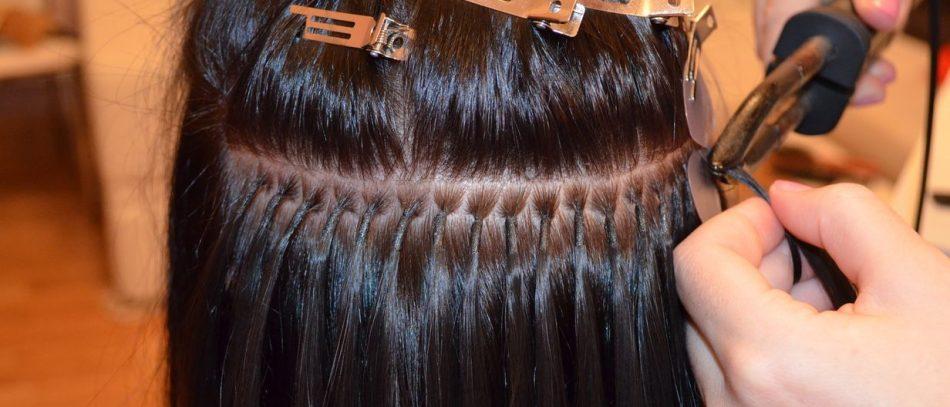 Преимущества нарощенных волос