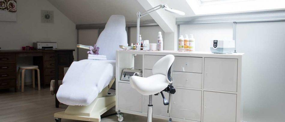Как оборудовать педикюрный кабинет