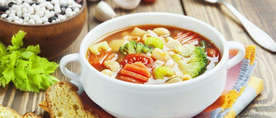 Как приготовить в мультиварке миланский мучной суп с грибами? Читайте о рецептах на instacook.me
