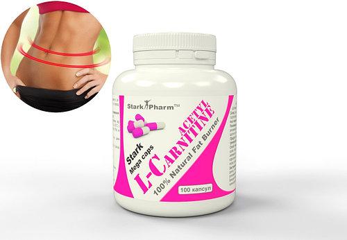 Stark Acetyl L-Carnitine – добавка для жиросжигания и улучшения умственных способностей