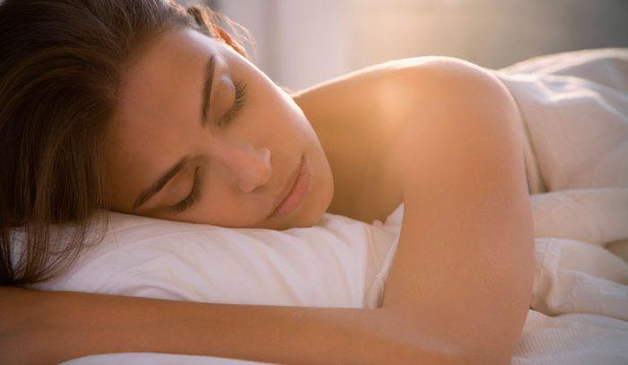 Здоровый сон — бодрый день!