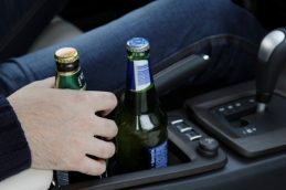 Пьянство и вождение в нетрезвом виде