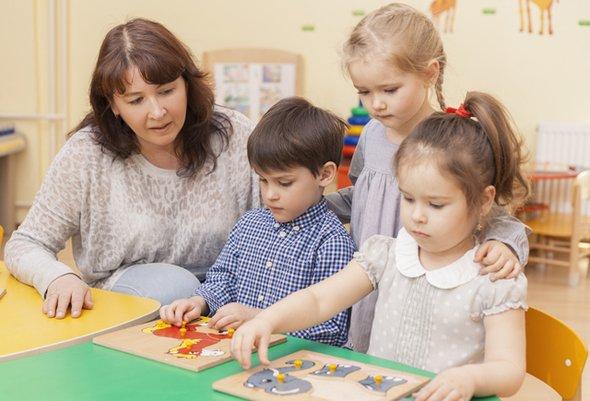 5 советов, которые помогут выбрать детский сад для ребёнка
