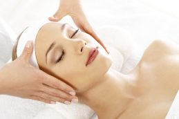 Массаж для упругости кожи