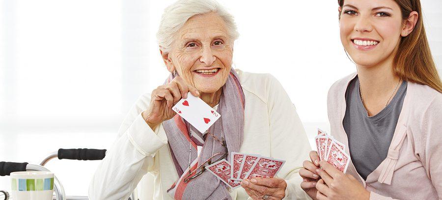 Уход за пожилыми за границей