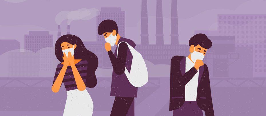 Что опаснее — жить в мегаполисе или курить?