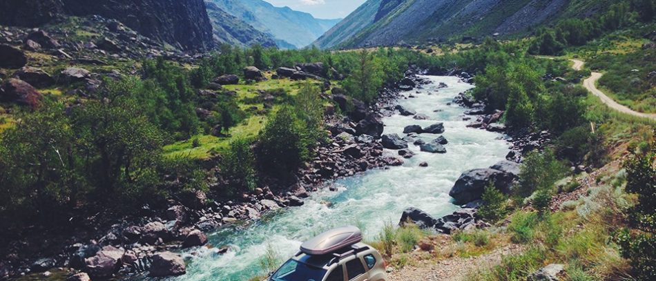 Путешествие по России — Горный Алтай