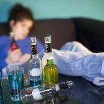 Пагубные результаты алкоголизма