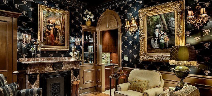Викторианский декор
