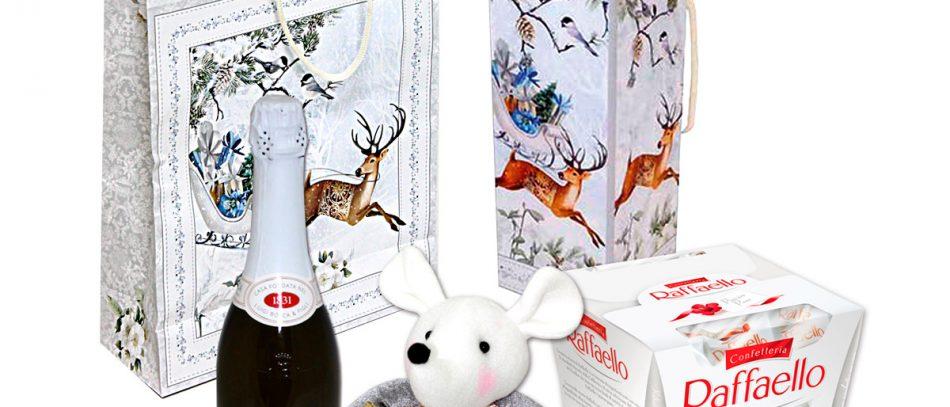 Шоколадные подарки для сотрудников
